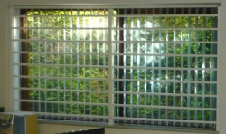 Anti Burglar Window Bars