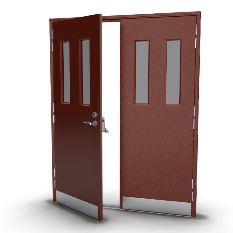Steel Security Doors Northampton